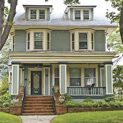 1000 Images About Late Victorian Exterior Paint And