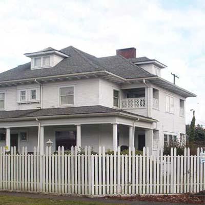 nieghborhoods of Centralia, Washington