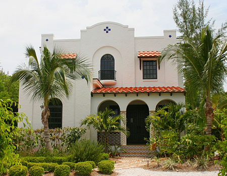 1000 Images About Spanish Revival Exterior On Pinterest