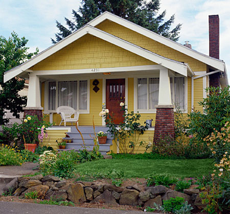 Craftsman bungalow arts and crafts