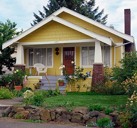 Craftsman bungalow arts and crafts