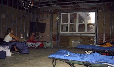 Camp Hope, St. Bernard Parish