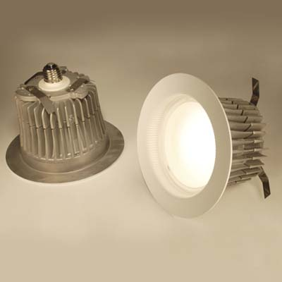 the Cree dimmable LED downlight