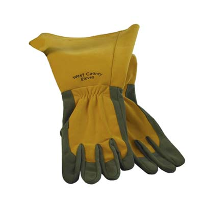 work gloves for gardening made by West County Gardener