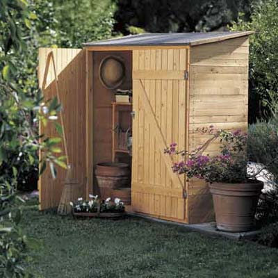 ... the Right Shed | Buying Guide for Garden Tool Sheds | This Old House