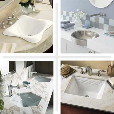 nine eye catching sinks