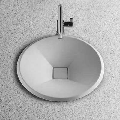 vitreous japanese inspired china sink
