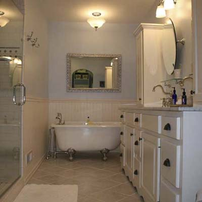 Classic Charm Bathroom: After