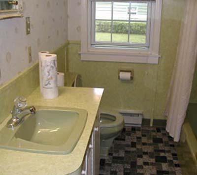 Bathroom Beauty on a Budget: Before
