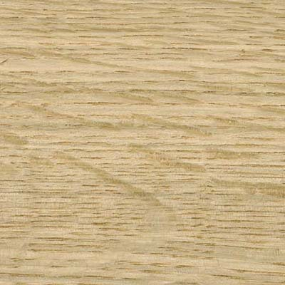 white oak is naturally stable and rot-resistant with a distinctive flecked, open-pored grain