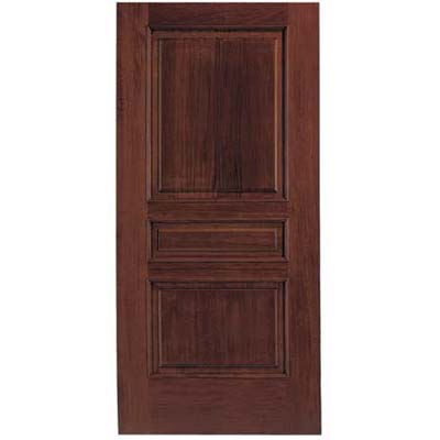 Exterior wood door varnish