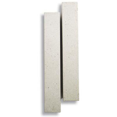 modern brick-look concrete paver