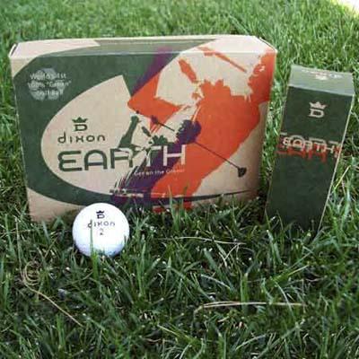 recyclable golf balls dixon golf
