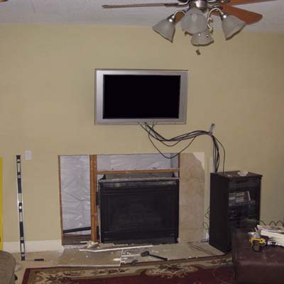 Built-in Focal Point: Before