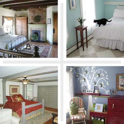 best bedrooms before and after