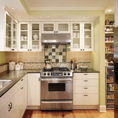 kitchen after remodel soffits