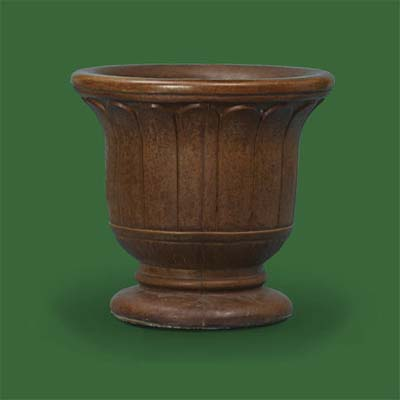 rock solid urn by gardenstone statuary