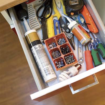 organize hardware