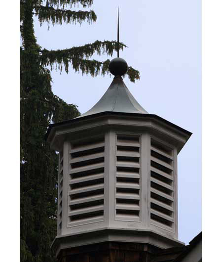 multi-sided cupola