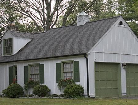 cupola, garage