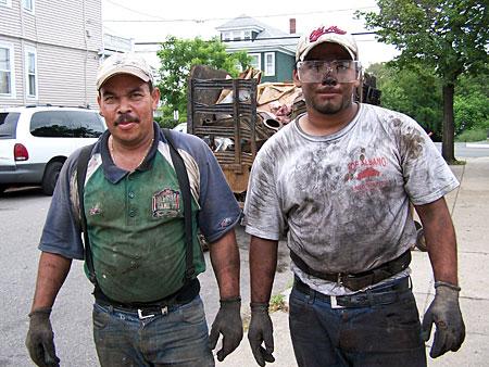 furnace removal guys