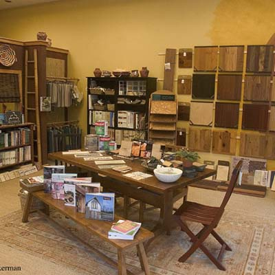 Eco Design Resources green showroom