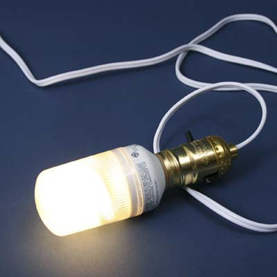 compact fluorescent light bulbs for outside use