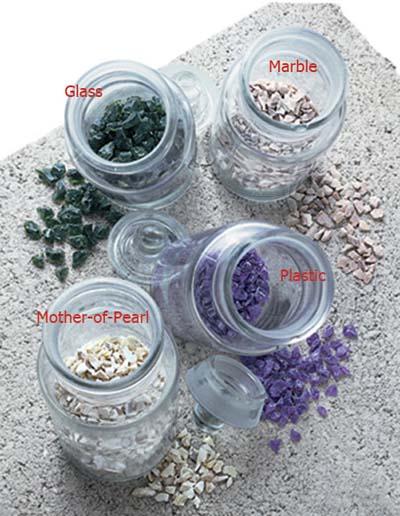 gravel types