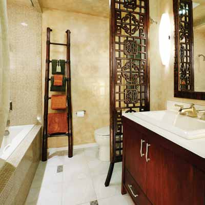 13 big ideas for small bathrooms this old house bathroom design ideas