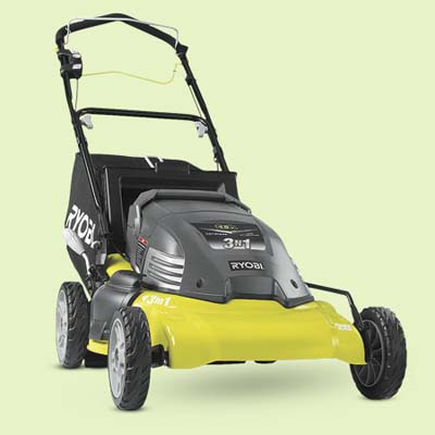 no gas rotary lawn mower