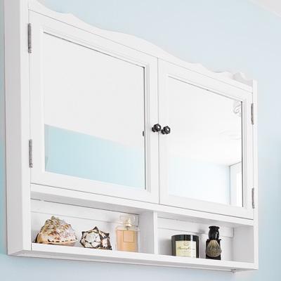 remodeled medicine cabinet