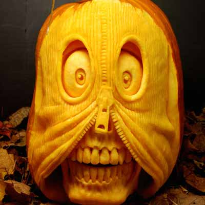 ray villafane 3d pumpkin carving