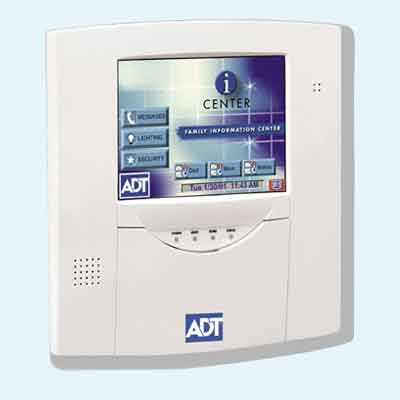 ADT home security monitoring system