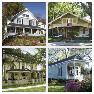 4 Southern neighborhoods voted best of 2010