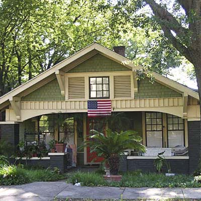 example of a best old house in the neighborhood of Capitol View, Little Rock, Arkansas