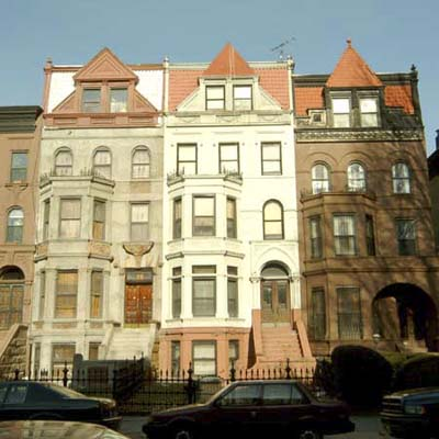 row of brownstones in brooklyn new york's best old house neighborhoodn
