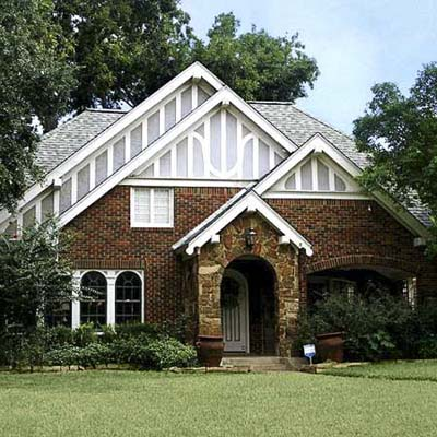 example of a best old house in the neighborhood of junius heights dallas texas