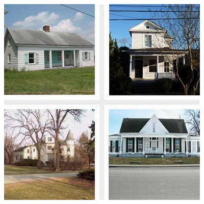 homes around the country selling for one dollar