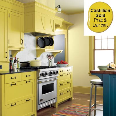Objects are inspiring too personalize your home with for Light green kitchen paint