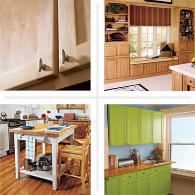 easy ways to redo kitchen cabinets 2