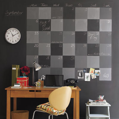 Gallery for chalkboard paint - Kitchen chalkboard paint ideas ...