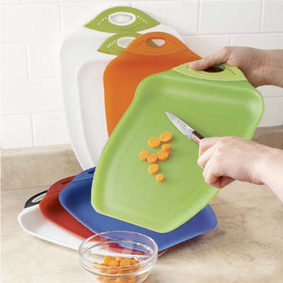 plastic cutting board for kids
