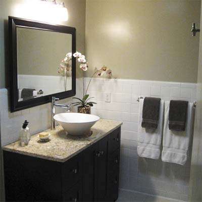 Pretty redo under 3k after best bath before and afters for Pictures of updated bathrooms