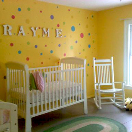 reader remodel kids room after