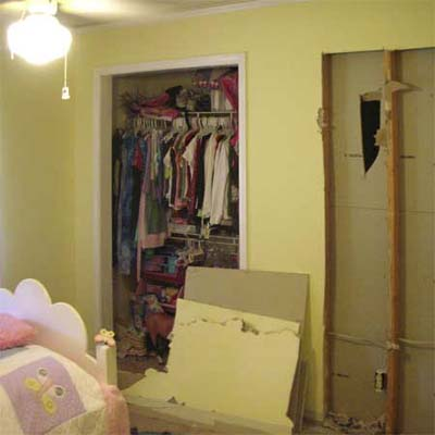 reader remodel kids room before