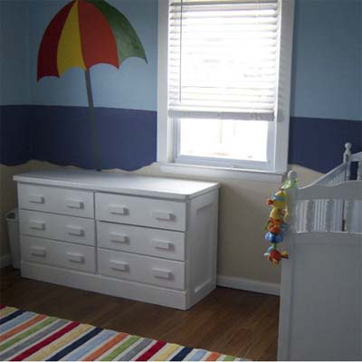 reader remodel kids room after