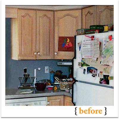 cramped kitchen of 2010 reader remodel winner before remodel
