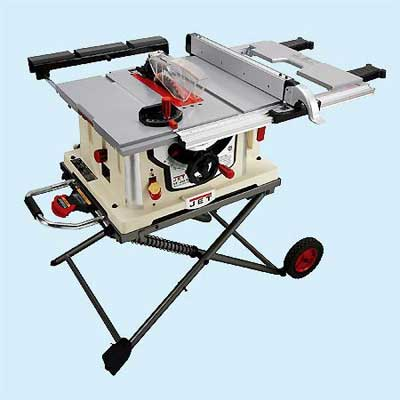 jet portable table saw