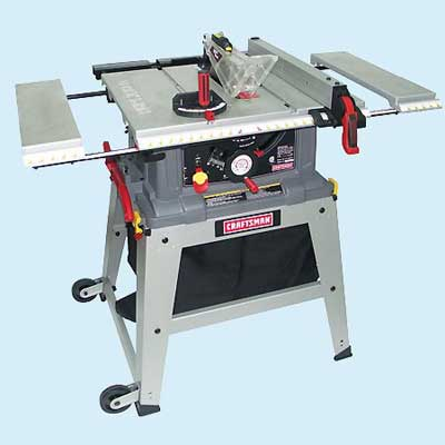 Coloraceituna craftsman professional 10 in portable table for 10 inch table saw craftsman