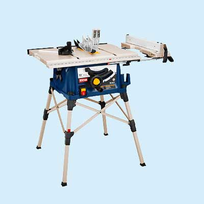 Portable ryobi r4510 tool test table saws this old house for 12 inch portable table saw